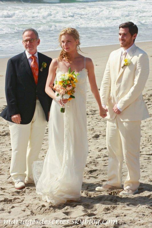 Justin Walker (Dave Annable) & Rebecca Harper (Emily VanCamp)