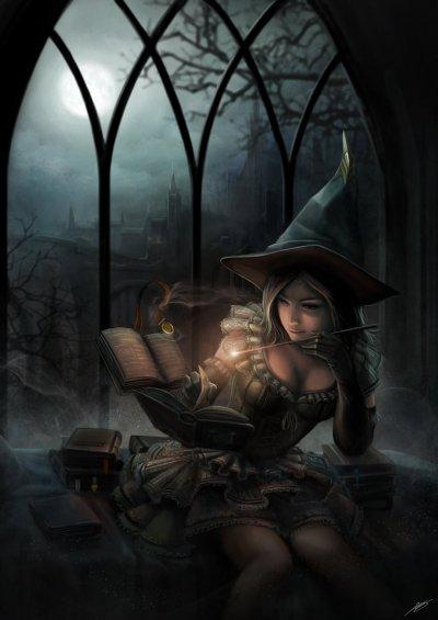 Fiche : Les sorciers