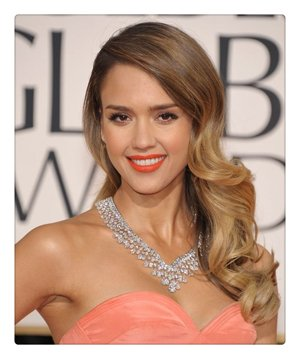 Jessica Alba S Stunning Wavy Hairstyles On Red Carpets By Evawigs