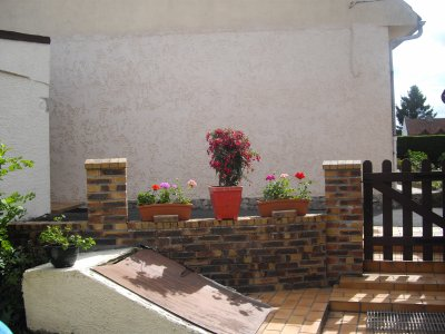 notre jardin.