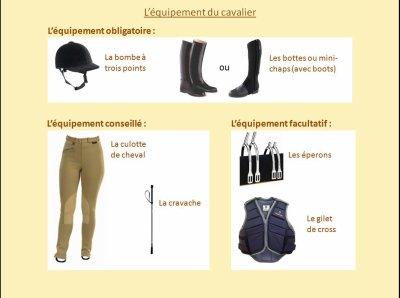 c687093d1428 L équipement du cavalier - Equi-Blog
