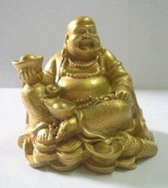 Bouddha de l'argent