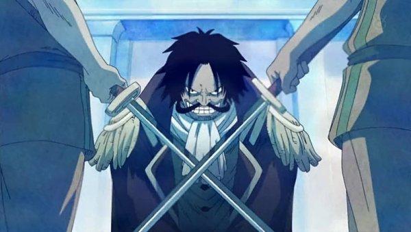 Gol D Roger , Roi des pirate & Capitaine des pirate Jolly Roger