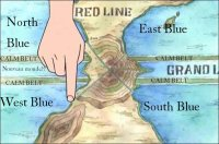 Grand Line & Le nouveau monde