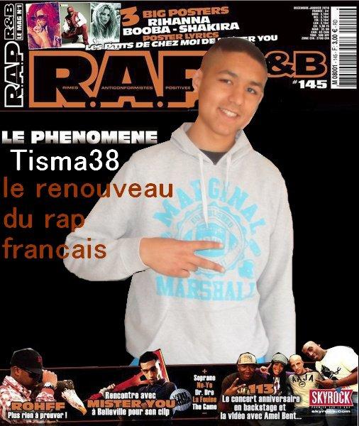 yeah Tisma38 en magazine