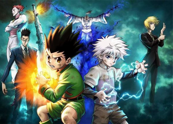 Hunter x Hunter - The Last Mission