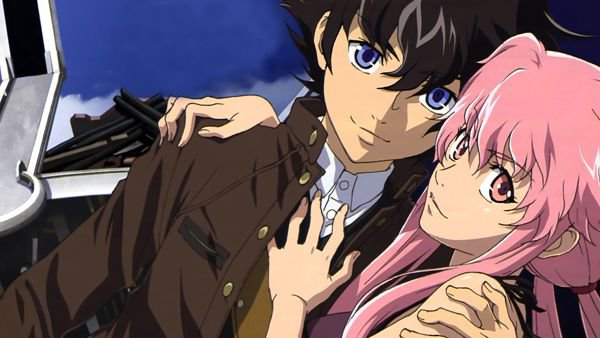 Mirai Nikki - The Future Diary