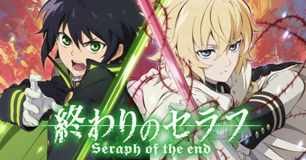 Owari no Seraph || Seraph of the End