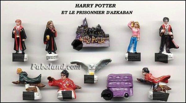 HARRY POTTER et le prisonnier d'Azkaban.