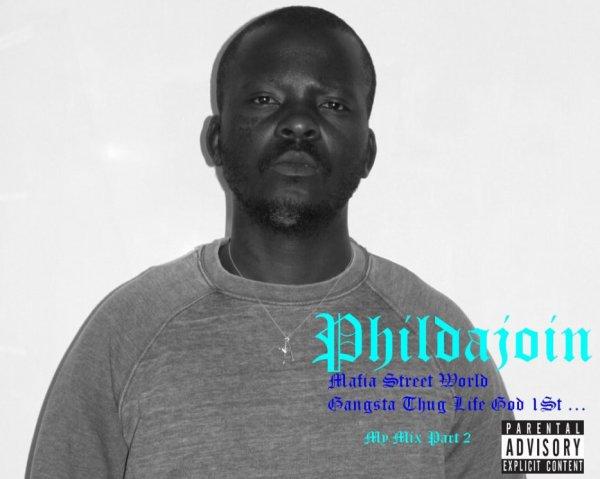 Phildajoin Mafia Street World Gangsta Thug Life God 1St...  /  Thug Life (2017)