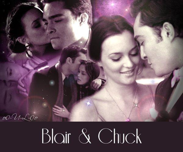 # 4 ♥ Blair & Chuck ♥
