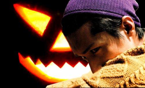 "OS - ""Happy Halloween mon chéri !"""