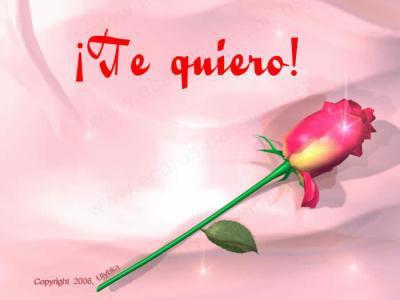 declaration d amour en espagnol