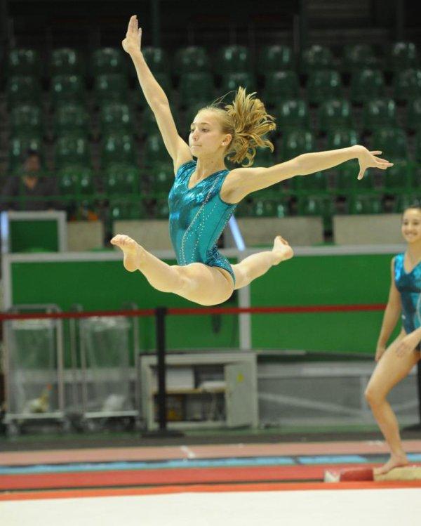 Très belle également, Cataline Denis-Leclere, 10ème en Junior
