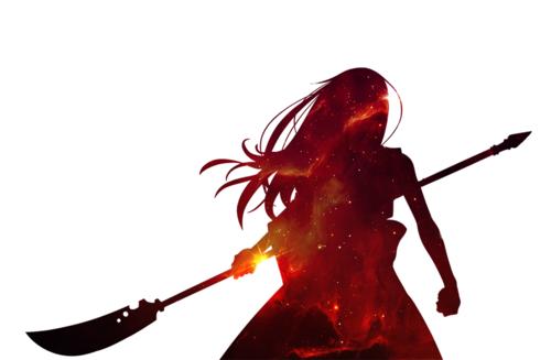 """"""" Si vous dîtes que vous ne vous en souvenez pas, je vais enfoncer mon épée dans votre c½ur et vous le rappeler ! """" - Erza Scarlet"""