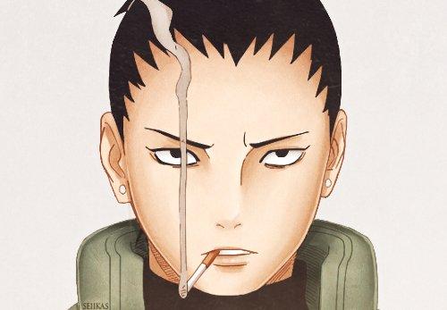 """"""" La paresse est la mère de toutes les mauvaises habitudes. Mais, comme, elle est la mère nous devons la respecter. """" - Shikamaru Nara"""