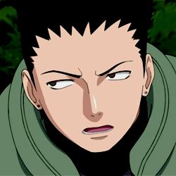 """ Il n'y a aucun avantage à se précipiter dans la vie. "" - Shikamaru Nara"