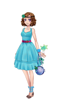 Chapitre 2 ; L'anniversaire de Violette