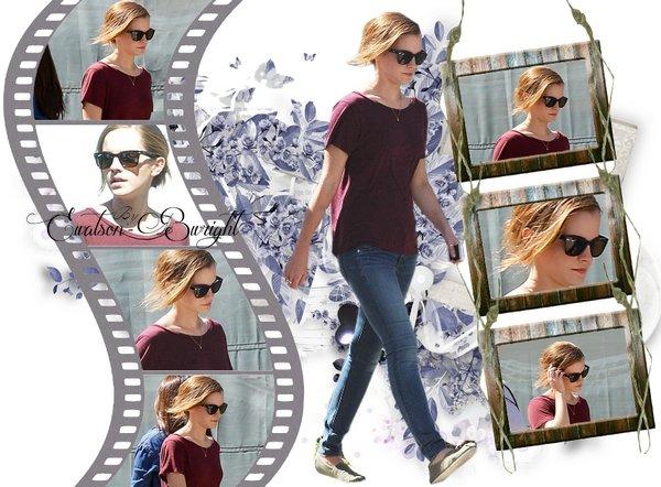 Emma Watson à Los Angeles