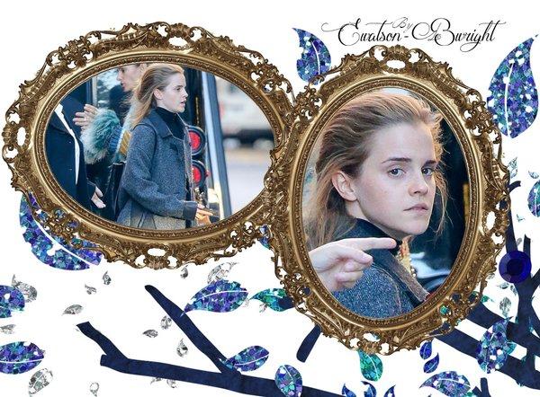 Emma Watson à New York
