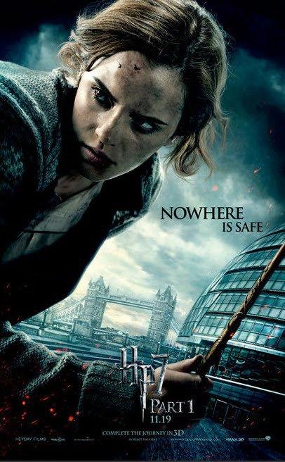 Poster d'Hermione Granger