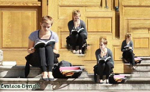 Emma Watson : Elue meilleure actrice + nouvelles photos