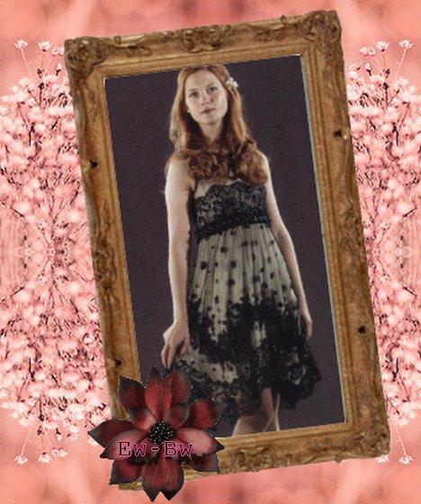 Nouvelle photo de Ginny Weasley