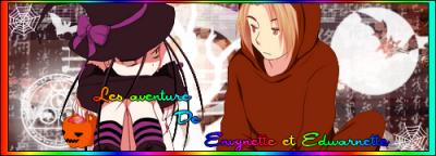Les aventures de Edwarnette  et Envynette