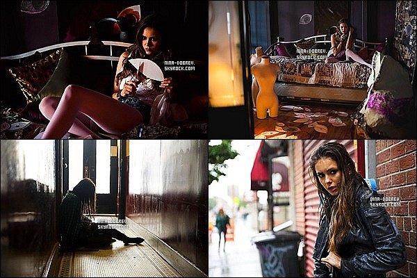 . Shoot de N. fait par Caitlin Cronenberg pour « The Endings » en 2012.    .