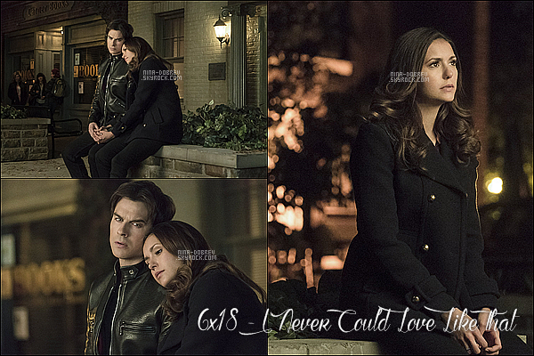 ______THE VAMPIRE DIARIES ● I Never Could Love Like That ● 06X18