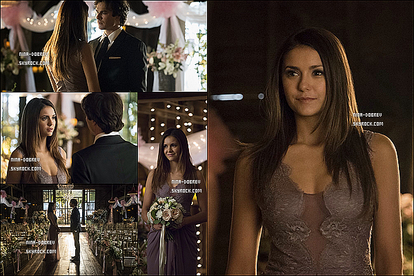 ______THE VAMPIRE DIARIES ● I'll Wed You in the Golden Summertime ● 06X21