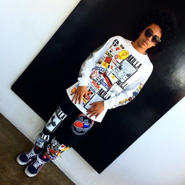 Prince a posté de nouvelles photos + des photos de Prince et Ray a l'anniversaire de Taylor