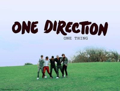 ♪ One Direction ♪