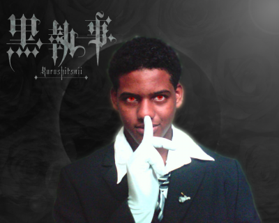 Moi en Black Butler
