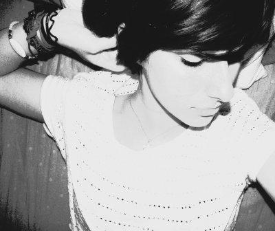 Tu es la parfaite imperfection dont j'avais besoin .