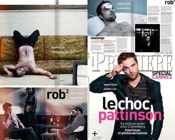 Certains photoshoot ont le don d'être vraiment spécial, n'est pas Rob ?