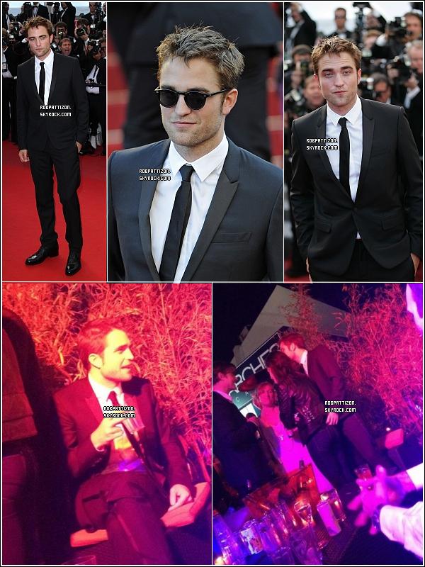 Il aura fallu attendre que les amoureux soient à Cannes pour enfin se montrer !
