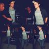 Rob était vu avec un ami Bobby Long dans News york le 16 août. J'aime la tenue que porte Rob.