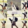 Rob été vu à l'aéroport quittant St thomas avec sa guitarre le 25/04 J'aime beaucoup la tenue que porte Rob se jour là.