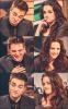 Suis-je la seule à avoir remarqué que Rob et Kris faisaient souvent les mêmes têtes ?!