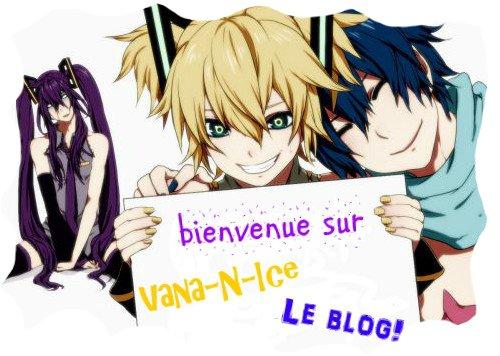 Vana N'Ice Blog