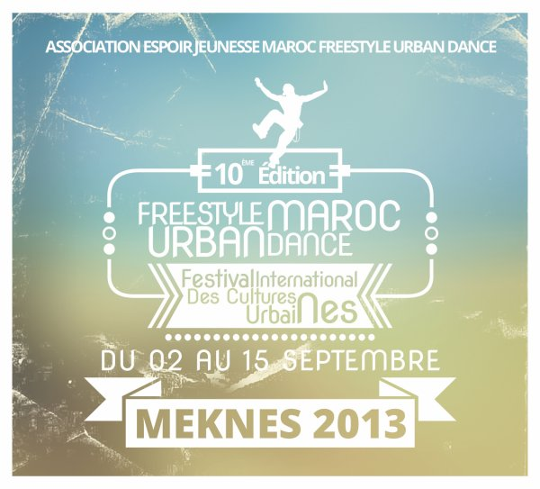 FREESTYLE MAROC URBAN DANCE 2013