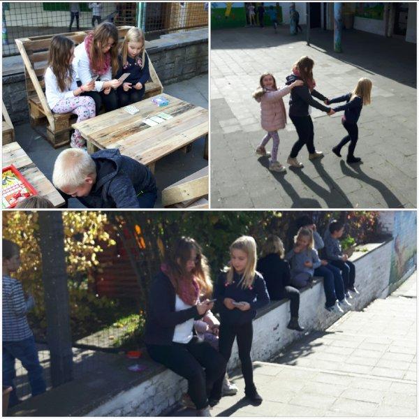 Activités avec l'école
