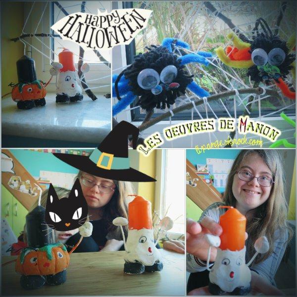 🎃😈 Halloween... halloween, c'est la fête des revenants... 😈🎃