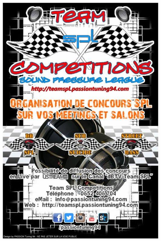 Concours SPL sur vos meetings et salons