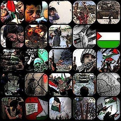 BLANC VERT ROUGE NOIR sont les couleurs de la lutte et de l'espoir ; GRAND FIER FORT DIGNE resteront les enfants de Palestine ♥ .