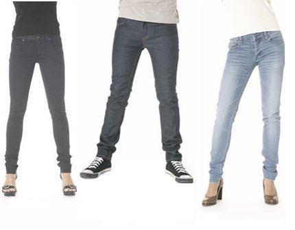 Choisir un jean en fonction de sa silhouette.
