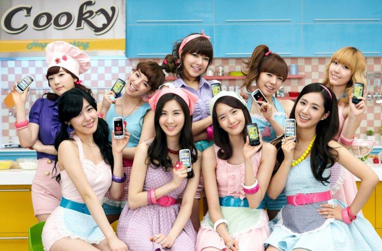 Girls' Generation - SNSD