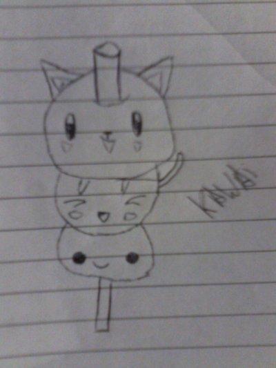 Mes Kawaii dessin