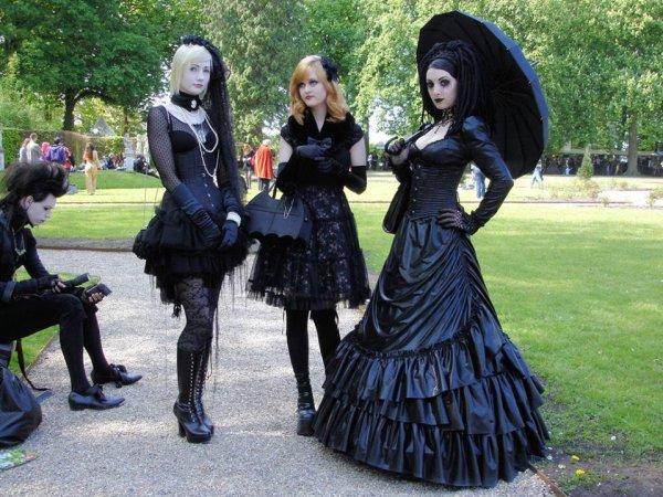 Les looks (5) : Gothic lolita